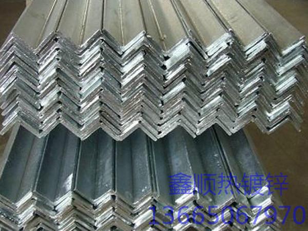 福州镀锌角钢多少钱一吨