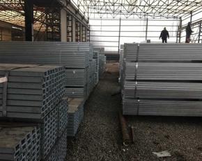 福州热镀锌槽钢价格
